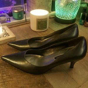 Bandolino Leather Heels